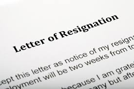 hr and employment law resignation letters solicitors in