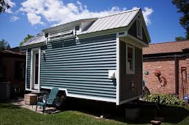Tiny House Square Feet by Couple Living In Their 118 Sq Ft Tiny House Full Tour Youtube