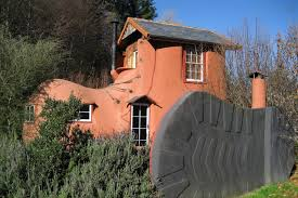 shoe house for rent new zealand airbnb on hold pinterest