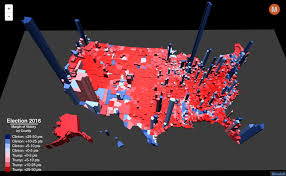 Heartland Community College Map Election Results In The Third Dimension Metrocosm
