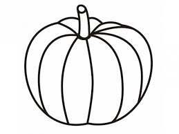 pumpkin coloring pages free coloring
