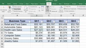 monthly sales report template excel creating quarterly sales report using power query youtube creating quarterly sales report using power query