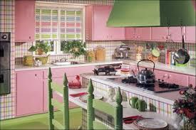 cuisine coloré cuisines colorées de style vintage décor de maison décoration