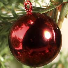 shiny ornaments happy holidays