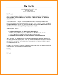 6 writing cover letter example agenda example