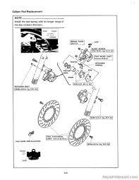 1984 1985 yamaha rz350 manual motorcycle service