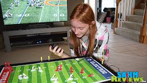 electronic table football game are you ready for some electric football sahmreviews com