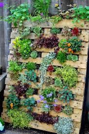 best 25 pallet planters ideas on pinterest herb garden pallet