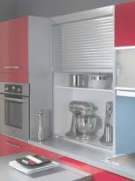 volet roulant meuble cuisine meuble de cuisine avec volet roulant nettm