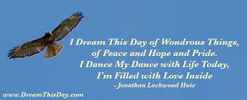 i this day of wondrous things by jonathan lockwood huie