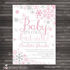baby it s cold outside baby shower girl baby its cold outside baby shower invitation printable