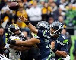 Pittsburgh Pumpkin Patch 2015 by Wilson U0027s 5 Tds Lead Seahawks Past Steelers The Columbian