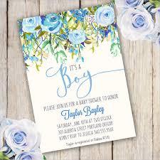 baby boy baby shower invitations 43 baby shower invitation exles