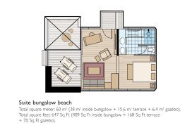 beach bungalows