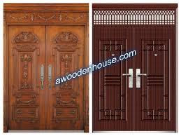 top 39 pictures single wood door images blessed door