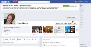 how to enable facebook timeline now pam moore speaker trainer