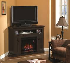 awesome electric fireplace entertainment center electric