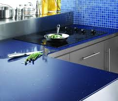 Best Kitchen Countertop Material Furniture Quartz Countertop Materials Of Parliament Blue