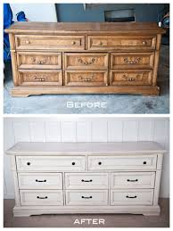 Painted Bedroom Furniture Before And After by Best 25 Repainting Bedroom Furniture Ideas On Pinterest How To