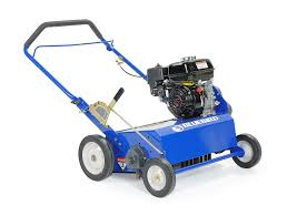 pr22 power rake bluebird turf care equipment