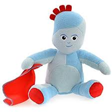 sleep tight night night garden igglepiggle soft toy