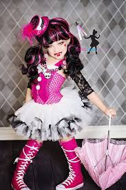 monster inspired costume draculaura etsy lillie