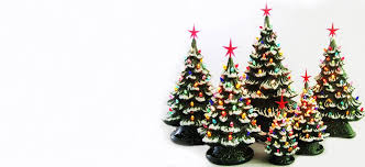 vintage ceramic christmas tree paint your own vintage christmas tree in cranford nj placefull