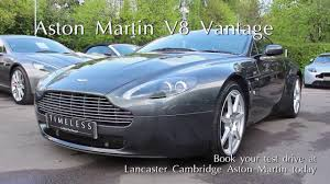 Vantage Design Group Jardine Motors Group Aston Martin V8 Vantage Lancaster