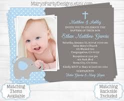 1st birthday and baptism invitations ajordanscart com