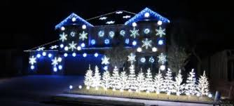Christmas Lights For House by Gangnam Style U0027 Christmas Light Show Watch A House Blink To This