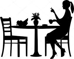 wine silhouette home design fancy table silhouette 9559959 romantic restaurant