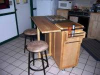 movable kitchen island with breakfast bar new kitchen islands with