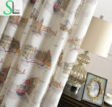 Best Fabrics For Curtains by Compare Prices On Cartoon Window Curtains Online Shopping Buy Low