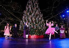 sf christmas tree lighting 2017 santana row annual tree lighting ceremony san josé dance theatre