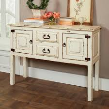 distressed white console table distressed white console table distressed white shaped console table