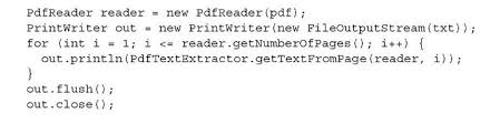 Count Number Of Pages In Pdf Itext Parsing Pdfs Part 2 Itext 5