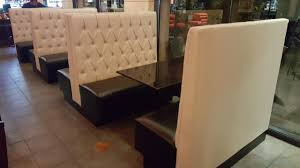 Banquette Salon Design by Restaurant Booths