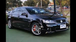 b6857 2011 holden commodore ss v redline ve series ii walkaround