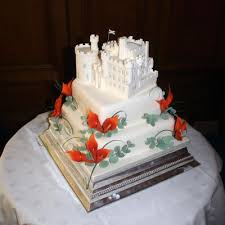 wedding cake edinburgh dalhousie castle two tier wedding cake dalhousie castle wedidng