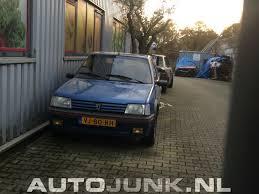 peugeot gti 1990 1990 peugeot 205 gti foto u0027s autojunk nl 182451