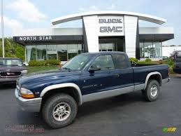 2000 dodge dakota cab for sale 2000 dodge dakota slt extended cab 4x4 in patriot blue pearl