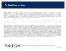 bandon isolated alpha fixed income presentation feb 12