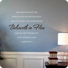 Religious Wall Decor Religious Wall Decals Quotes And Sayings Wallwritten