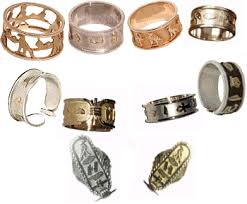 custom personalized jewelry custom personalized jewelry cartouche rings and bands