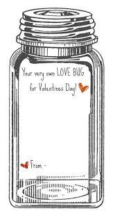 love bug valentines nature for kids