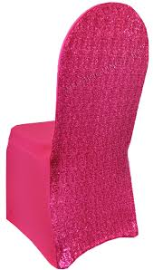 chair cover wholesale fuchsia sequin spandex chair covers wholesale