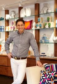 cheerful chic q u0026a with jonathan adler on his new accessories line
