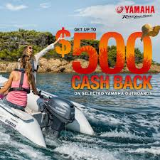 yamaha announce summer outboard cash back offer