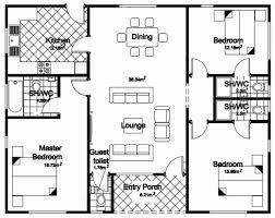 3 bedroom house blueprints floor plan bedroom bungalow house designs plans in design x