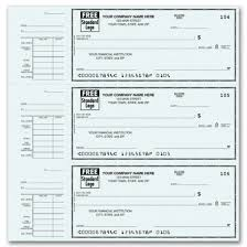 56300n end stub personal checks free shipping